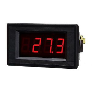 Ac Watt Meter power Meter 999 9w 4a 110v 220v panel Meter Volt ammeter led
