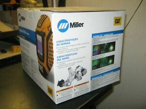 Miller 281006 Cat Edition 1 Digital Elite Auto Darkening Welding Helmet