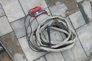 Weldcraft Wp 20v Water cooled Tig Torch And Hose