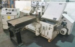 Marvel 15a 16 X 20 Horizontal Band Saw Auto Feed