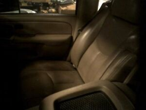 Passenger Front Seat Bucket And Bench Fits 03 07 Sierra 1500 Pickup 143878