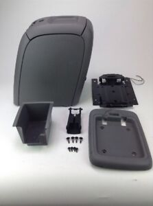 2001 07 Dodge Caravan Chrysler Town Country Center Console W Mounting Hardware
