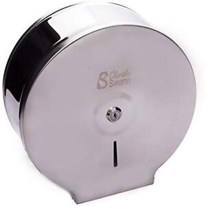 Charles Swann Toilet Paper Holders 9 Commercial Stainless Steel Dispenser With