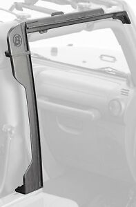 Bestop Door Surround Kit For 07 17 Jeep Wrangler Jk 2 Door 55010 01