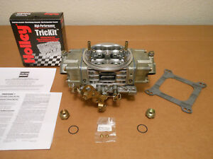 Rebuilt Custom Holley 4779 Proform 67100c 750cfm Hp Race Carbureor 3