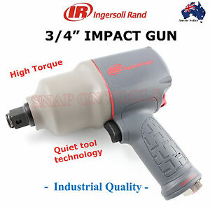 Ingersoll Rand 3 4 Impact Wrench Trade Quality Air Tools Gun Special Bonus