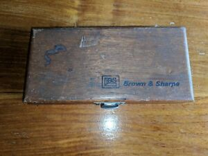Brown And Sharpe Dial Test Indicator 7031 2