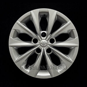 Toyota Camry 2015 2017 Hubcap Genuine Factory Oem Original 61175 Wheel Cover