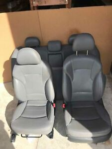 Leather Front Rear Seat Hyundai Sonata 11 12 13 14 15