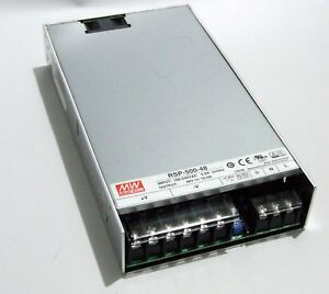 powernex Mean Well Rsp 500 48 48v 10 5a 504w Switching Power Supply