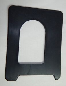 New 1971 Ford Mustang Boss 351 429cj 4 Speed Console Base Grained Trim Panel