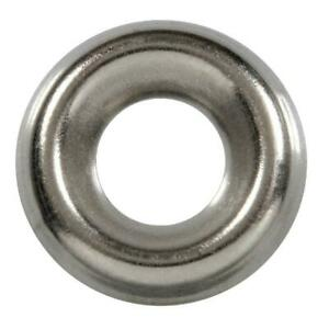 1000 Qty 10 Stainless Steel Countersunk Finish Washers 304 Ss Finishing Cup