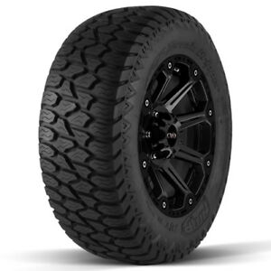 4 new Lt265 50r20 Amp Terrain Gripper At 121 118s E 10 Ply Bsw Tires