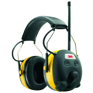 Hearing Protection Work Tunes Safety Headphones For Mp3 Digital Radio Am fm