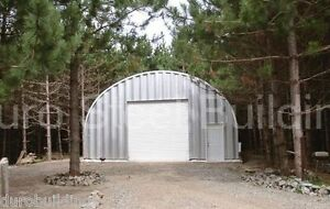 Durospan Steel 20x30x12 Metal Garage Building Workshop Structure Factory Direct
