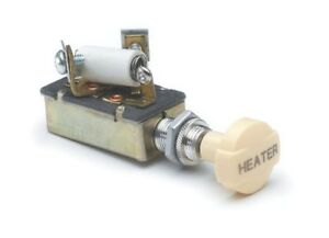 New Ford Truck Heater Switch 6 12 Volt Universal 3 Year Warranty Off High Low