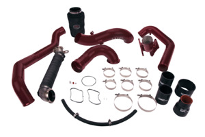 Wehrli Fab High Flow Intake Bundle Kit For 2006 2007 Lbz Duramax 6 6l