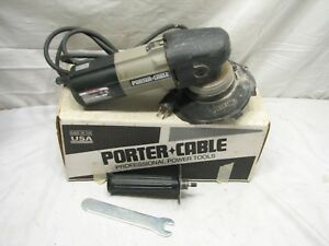 Porter Cable Model 7334 Random Orbit Finishing Sander 5