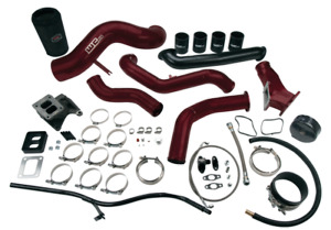 Wehrli Fab S400 Single Turbo Install Kit For 2006 2007 Lbz Duramax