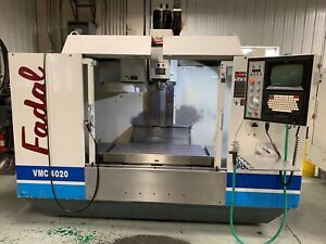 1998 Fadal 4020ht 4020 Vmc Vertical Machining Center 6030 4525 3016 Cnc Mill