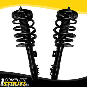 95 02 Lincoln Continental Front Complete Struts Coil Springs Conversion Kit X2