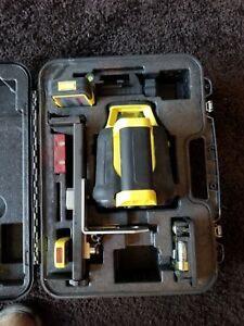 Adirpro Rb Rotary Automatic Self Leveling Rotary Laser Level W Ld 8 Detector