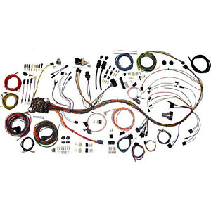 American Autowire 510089 69 72 Chevy Truck Wiring Harness