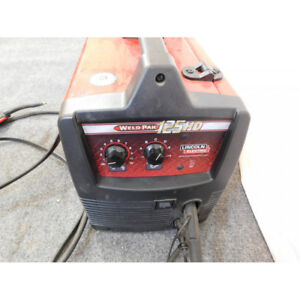 Lincoln 125hd Welder Local Pickup Only