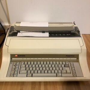 Adler Royal Powerwriter Electronic Typewriter Ae 800