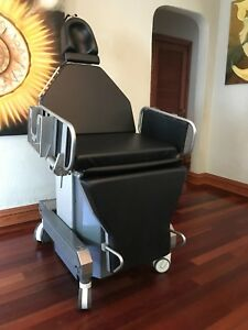 Top German Made Ufsk Bl 600 Xle Comfort Surgical Table Operating Chair