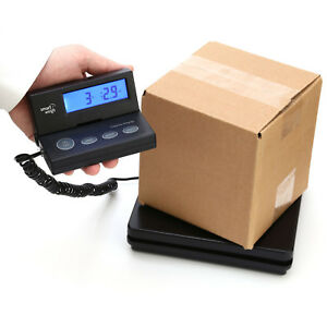 Smart Weigh Digital Shipping Postal Scale 110lbs X 0 1oz Lcd Screen Ac Adapter