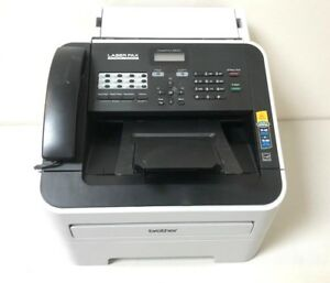 Brother Fax 2840 Intellifax 2840 Fax2840 High speed Laser Fax Machine 13k Count