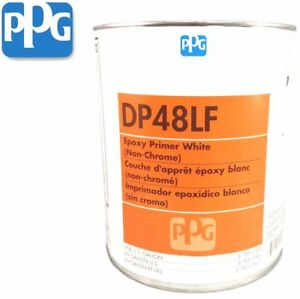 Ppg Dp48 Epoxy Primer New Kit With 2 Qt 402lf Catalyst