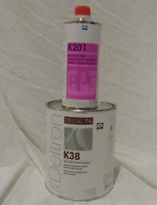 New Ppg K38 High Build Primer With K201 Catalyst