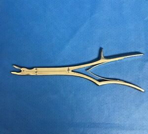 Synthes 389 481 8mm Bone Rongeur L 360mm Double Action Alif Spine Neuro