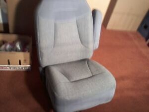 Ford Truck Bucket Seat Pass Beautifull Blue 92 96