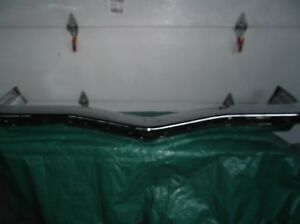 1973 Buick Riviera Front Chrome Bumper re plated Chrome