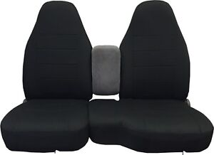 Fits 91 2012 Ford Ranger Car Truck Seat Covers Front60 40 Console Not Included