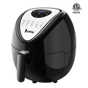 Zokop Electric Airfryer Timer Temperature Control Health Diet Good