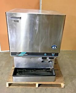Hoshizaki Ice Maker And Water Machine Dcm 451u Cubelet Ice Maker