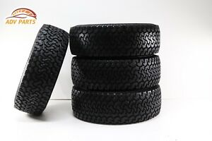 Four Used Tires Bfgoodrich All Terrain T A 315 70 R17 M S 14 32 Nds Oem
