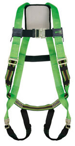 Miller P950qc ugn Green Python Safety Harness