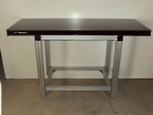 Free Crating Newport 5 x2 Optical Breadboard Table Adjustable T slot Bench Lab