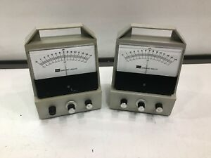 Lot Of 2 Sargent Welch Scientific Ph Meters Model Rb 1000
