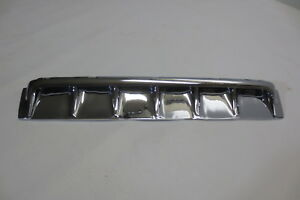 1958 Chevrolet Chevy Impala Roof Scallop Trim Molding Rechromed