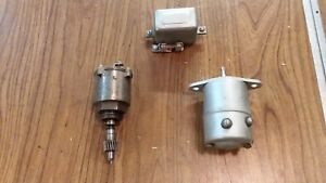 1949 1955 Ford Mercury Thunderbird Overdrive Solenoid Govenor And Relay 6v
