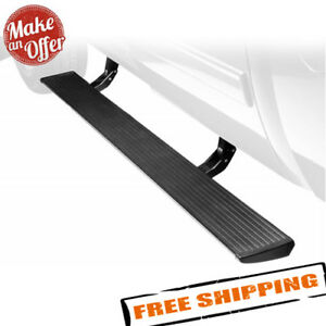 Amp Research 75118 01a Powerstep Running Boards For 2006 2009 Dodge Ram Mega Cab
