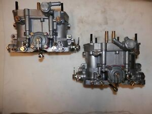 Vw Porsche Dellorto Drla 40 Carburetors