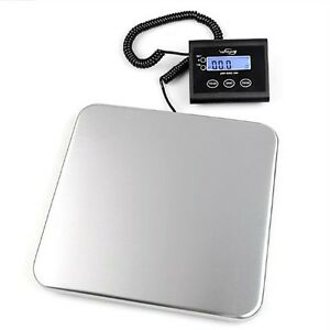 Digital Shipping Scale Up To 330 Lb For Mail Room small Business Large Freight