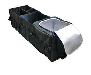 Untimate Car Trunk Organizer Best For Suv Vehicle Truck Auto Grocery